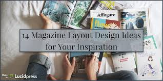 100 Magazine Design Inspiration THE BEST MAGAZINE DESIGN 14 Layout Ideas For Your