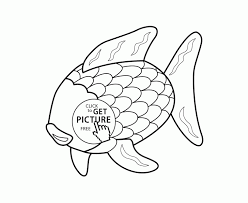 Coloring Pages Sea Animal Animals For Kids Printable Jungle F Preschoolers