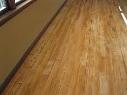 Finishing Douglas Fir Flooring by Staining A Fir Wood Floor