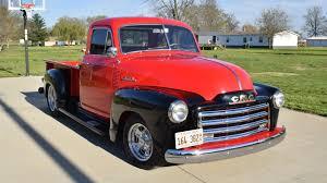 100 1953 Gmc Truck GMC 5Window Pickup W215 Indy 2016