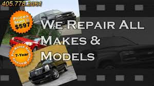 $597 Transmission Repair, OKC 405.778.2061 Transmissions, Rebuild ...