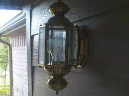 how to replace a outdoor light fixture light fixtures