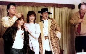Jimmy Daughter Tammy And Wife Connie Vaughan Stevie Ray VaughanUncle Joe CookSRVs Mommas Brother