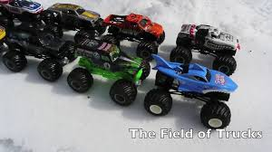 Hot Wheels Monster Trucks 1/24 Scale - Winter Snow Bog! - Video ... Ultimate Hot Wheels Shark Wreak Monster Truck Closer Look Year 2017 Jam 124 Scale Die Cast Bgh42 Offroad Demolition Doubles Crushstation For The Anderson Family Monster Trucks Are A Business Nbc News Dsturbed Other Trucks Wiki Fandom Powered By Wikia Hot Wheels Monster 550 Pclick Uk 2011 Series Blue Thunder Body 1 24 Ebay Find More Boys For Sale At Up To 90 Off Megalodon Fisherprice Nickelodeon Blaze Machines