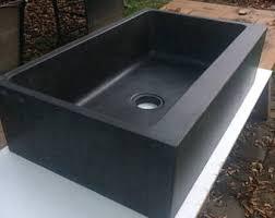 Farmhouse Sink With Drainboard And Backsplash by Farmhouse Sink Etsy