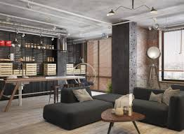 100 Apartments In Moscow Dustrial Apartment Located In Visualized By Eugene