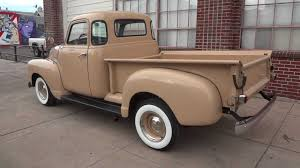 100 1951 Chevy Truck For Sale Chevrolet 5 Window 12 Ton Pickup Frame Off Restored With