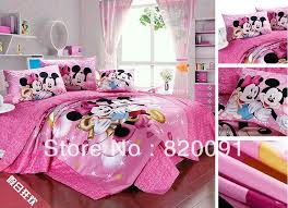 Minnie Mouse Bedding Set Twin by Minnie Mouse Bedroom Set Full Size Minnie Mouse Comforter Love