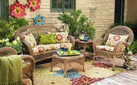 Country Decorating Ideas Spring Outdoor