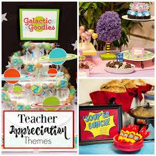 Fun Teacher Appreciation Week Ideas FunSquared