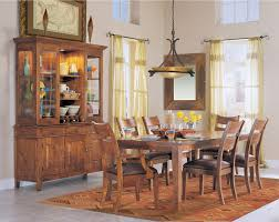 Attractive Dining Room Furniture Hexagon Granite Rustic Dark Brown Wood Lacquered Black Reclaimed Folding Large Table With Matching Hutch