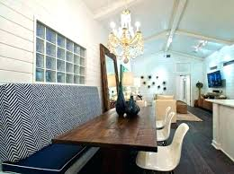 Booth Dining Room Sets Kitchen Table Style
