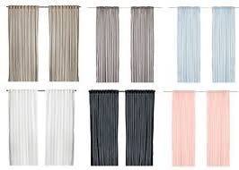 ikea vivan curtains pink decorate the house with beautiful curtains