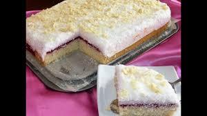 frau holle kuchen himbeer quark torte einfaches rezept für einen blechkuchen himbeerspiegel kokos