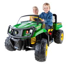 John Deere Bedroom Decor by John Deere Gator Xuv 12 Volt Ride On Green Toys