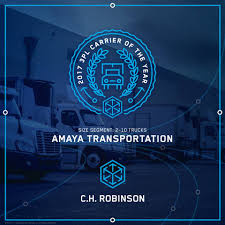 100 Ch Robinson Trucks Worldwide CH Find Out What Sets Amaya Transportation Facebook