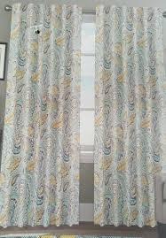 Cynthia Rowley White Window Curtains by Ruffled Window Curtains Waterfall Ruffle Curtain Window