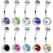 Body Jewelry, Belly Button Rings, Body Piercing Jewelry, Nose ... Buy Baby Jogger Double Belly Bar Buggybaby Rings Piercing Jewelry Claires Us Tiniest Anchor Rook Eyebrow 16g 16 G Gauge 14g38 Skull Button Navel Ring Body Double Navel Top And Bottom Of Piercing With Two Pie Flickr Quality Unique Belly Button Rings Body Jewelry Nose Pregnancy Retainer Bocandy Basics For Piercings 316l Steel Best 25 Ideas On Pinterest