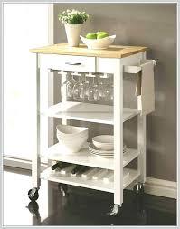 Kitchen Cart Walmart Size Cart Tar With Microwave Cart