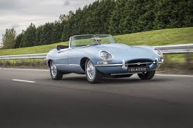 Jaguar s E type Zero is the most beautiful electric car yet The