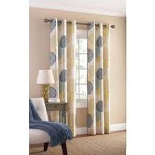 Allen Roth Curtains Alison Stripe by Comfort Bay Ashmont Panel 40