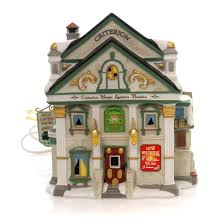 Dept 56 Halloween Village Ebay by Department 56 House Villages U0026 Collectibles Sears