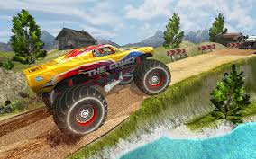 100 3d Monster Truck Games Hill Racing LabException Mobile Development