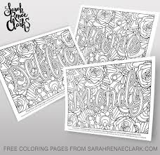 Freebie Friday Jul Amazing Customized Coloring Pages