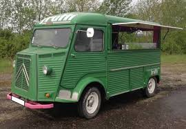 PERFECT CITROEN HY CATERING VAN For Sale 1979