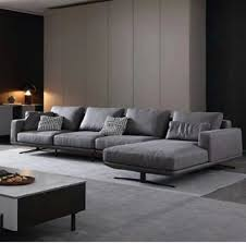 italienische stil wohnzimmer living möbel l form textil eckgarnitur sitzpolster