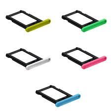 iPhone 5C Sim Card Tray White Original Top Supplies