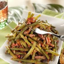 cuisiner des haricots verts recette haricots verts provençale cuisson basse température