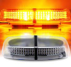 100 Emergency Strobe Lights For Trucks 240 LED 7Flash Modes Warning Light Breakdown