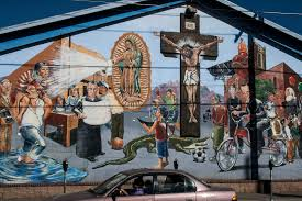 Famous Mural Artists Los Angeles by Our Lady Of Guadalupe Street Art Photo Gallery