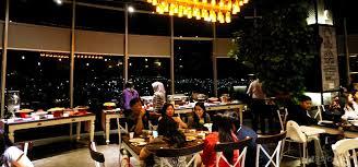 Hello SEMARANG Fun Dining Dan Rooftop View Di Carnivor Skybar And Grill Semarang