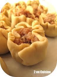 cuisine asiatique vapeur bouchées vapeur asiatiques porc et gingembre 2 en cuisine