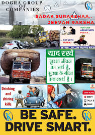 100 Safer Trucking Healthy India Safe India India Free Of Road Accident Road Safety