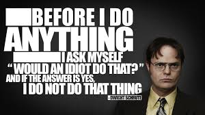 Dwight Schrute Dunderpedia The fice Wiki