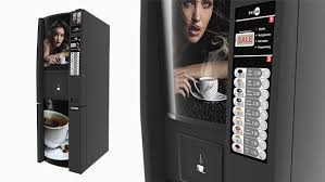 Coffee Vending Machine By Cooler Inc