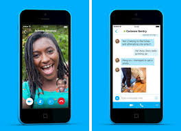 Redesigned Skype 5 0 for iPhone Launching Today Mac Rumors
