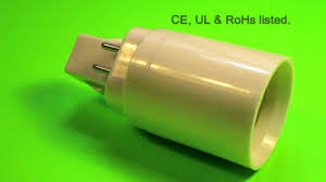 g24 4 pin to e27 converter adapter g24 q product code