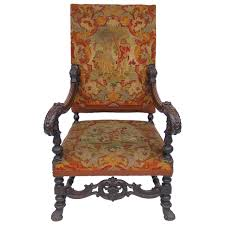 Antique Louis XIV Style Carved Fauteuil High-Back Armchair ... Carved Mahogany High Back Ding Side Chairs Collectors Weekly Arm Chair Kiefer And Upholstered Rest From Followbeacon Antique Vintage Set Of 6 Edwardian Oak French Style Fabric Solid Wood Wooden Buy Chairupholstered Chairssolid Beautiful Of Eight Quality Victorian 19th Century Renaissance Throne Four Antiquue Early 20th Art Deco Classical Chinese Fniture A Collecting Guide Christies Pdf 134
