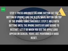 How Do You Reset Your Iphone Without A puter