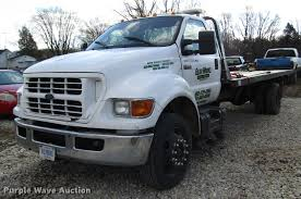 2000 Ford F650 Super Duty Rollback Truck | Item DB6991 | Wed... Shaqs New Ford F650 Extreme Costs A Cool 124k 2003 Ford Super Duty Dump Truck For Sale 6103 2009 Super For Sale At Copart Greenwell Springs La Lot We Present To You The Fully Street Legal F650 Super Truck Monster Car Pinterest And F 650 Pick Up Youtube 2006 Duty Flatbed Item H5095 Sold In The Shop At Wasatch Equipment 20 Truck Rumors Rollback Shaq