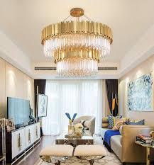 für schlafzimmer wohnzimmer 14w oukaning modern kristall