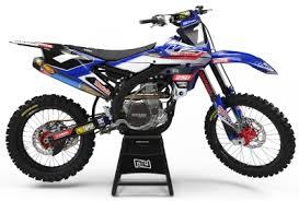 kits déco motocross yamaha