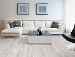 Living Room Laminate Flooring Ideas White Oak For With Contemporary On Bathroom