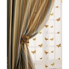 Gold And White Curtains by Gorgeous Gold And White Striped Curtains And Best 25 Blue Striped
