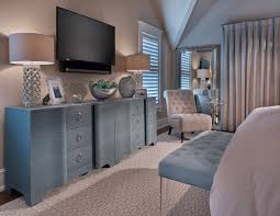 Bedroom TV Ideas With Above Dresser How To Place In