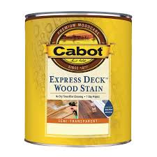 Cabot Semi Solid Deck Stain Drying Time by Shop Cabot Express Deck Tintable Neutral Base Semi Transparent